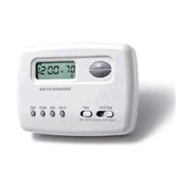 Heat PumpThermostat 1F79-111, 2 Heat / 1 Cool, Non-Programmable