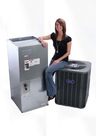 Complete Haier Split System Central Air A/C System 5 Ton, 13 SEER - HSAC13G