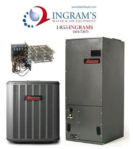 Amana 2.0 ton 13 Seer Split Heat Pump Package