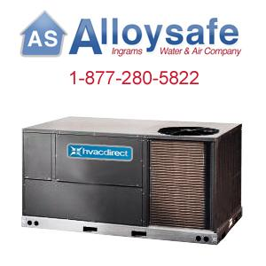 Commercial Package Air Conditioner CPC1203B, 10 TON, 11.5 EER, 410A, 3 PHASE