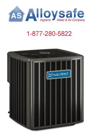 Hvac Direct Heat Pump Condenser GSZ13042, 3.5 Ton, 13 SEER, 410A