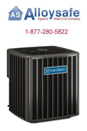 Hvac Direct Heat Pump Condenser GSZ13042, 3.5 Ton, 13 SEER, 410A
