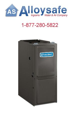 Hvac Direct Gas Furnace GMH951155DXA, 95% AFUE, 115K BTU, Upflow