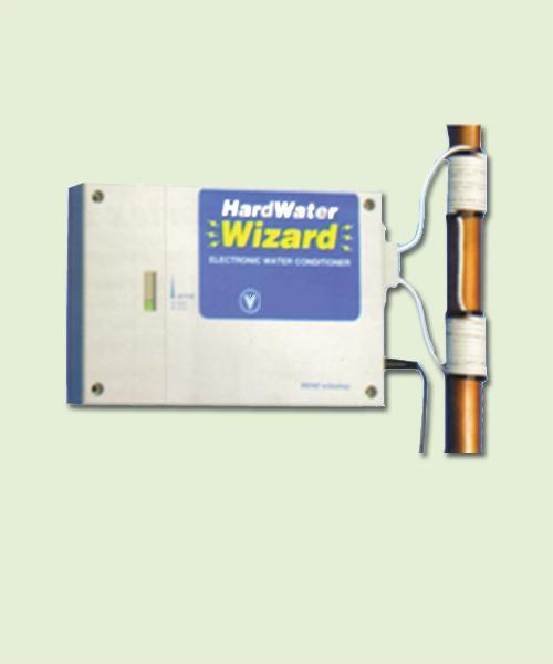 Water Softener Hard Water Wizard - up to 1-1/2