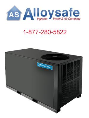 Hvac Direct Packaged Air Conditioner GPC1342H21A, 3.5 Ton, 13 SEER, 42K BTU, A/C