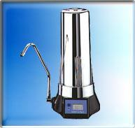 Digipure 9000S SA168 Countertop Chrome Water Filter System with Monitor