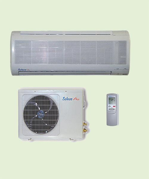 Ductless Mini Split KFS12GW, 10.5 SEER, 18,000 BTU A/C Only