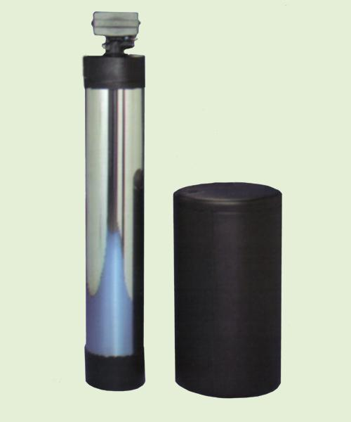 Residental Water Softener, 45,000 grain - side by side