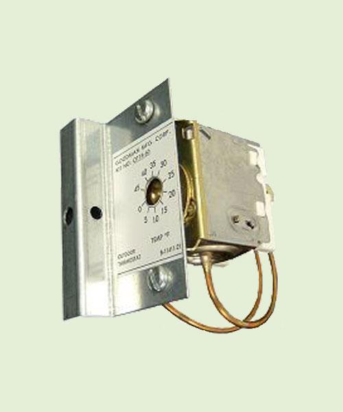 Outdoor Thermostat